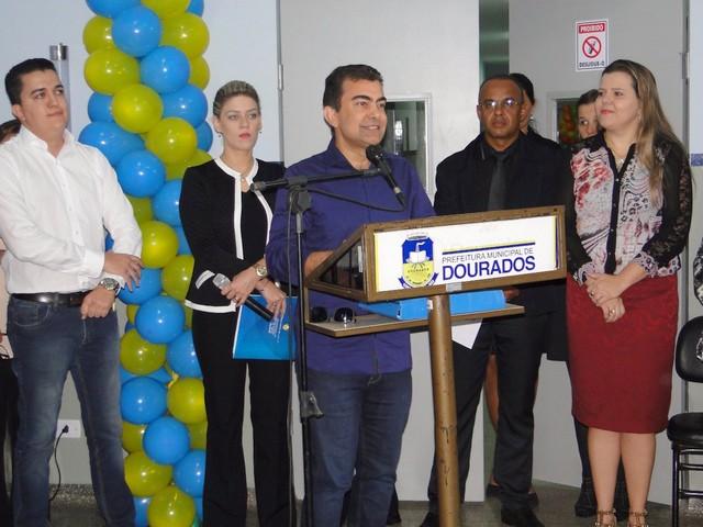 Inauguração do PAI era um momento muito aguardado pela sociedade, diz Marçal - Foto: Eder Gonçalves