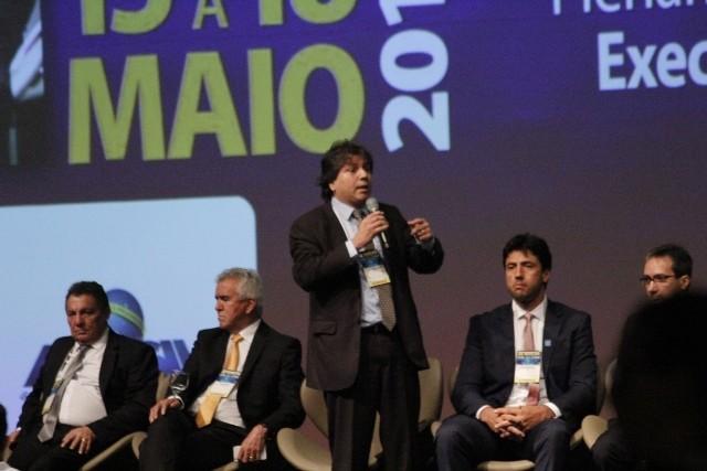 Pedro Caravina, presidente da Assomasul – Foto: Edson Ribeiro