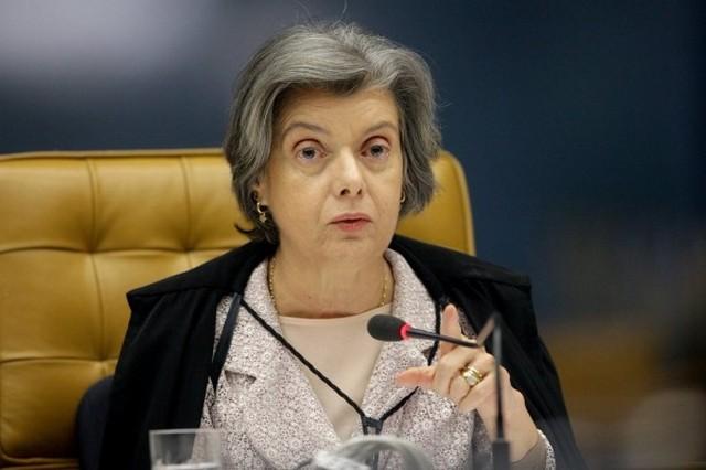 Ministra Cármen Lúcia, presidente do STF - Assessoria