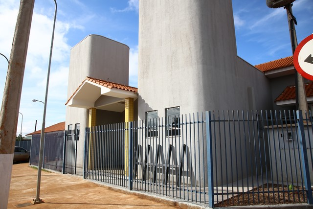 Prédio está pronto e Policlínica de Atendimento Infantil será inaugurada nesta quarta-feira – Foto: A. Frota