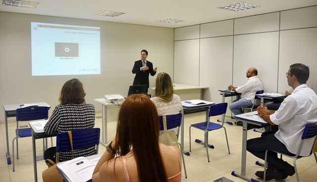 Treinamento foi realizado nesta terça-feira, 30, na sala de treinamento do IEL, em Campo Grande – Assessoria