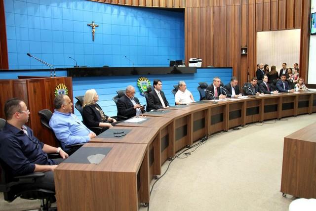"""Audiência Pública """"Depressão a Doença do Século"""", foi realizada nesta sexta-feira, 26, na Assembleia Legislativa de Mato Grosso do Sul - Foto: Wagner Guimarães"""