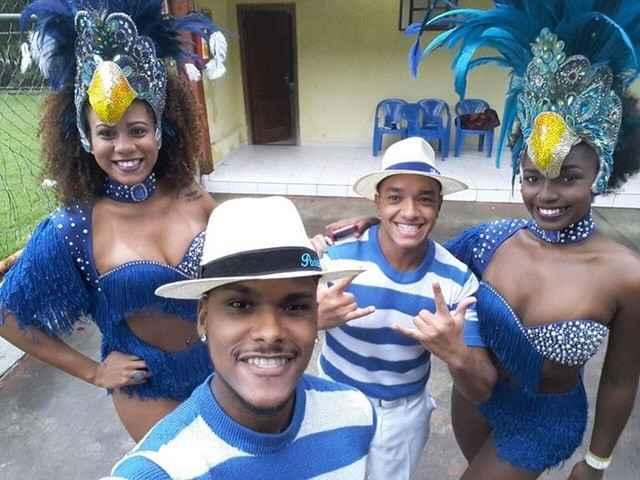 Apresentação da escola de samba Portela, vencedora do carnaval do Rio de Janeiro deste ano, será a atração do evento – Divulgação
