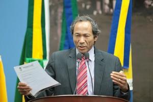 O parlamentar afirma que somente uma nova eleição poderá dar novos rumos ao Brasil - Foto: Eder Gonçalves