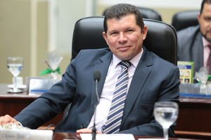 """""""IPTU cobrado a partir deste ano dos distritos, terá valor revertido em melhorias para as comunidades"""", disse o vereador Olavo Sul- Foto: Assessoria"""