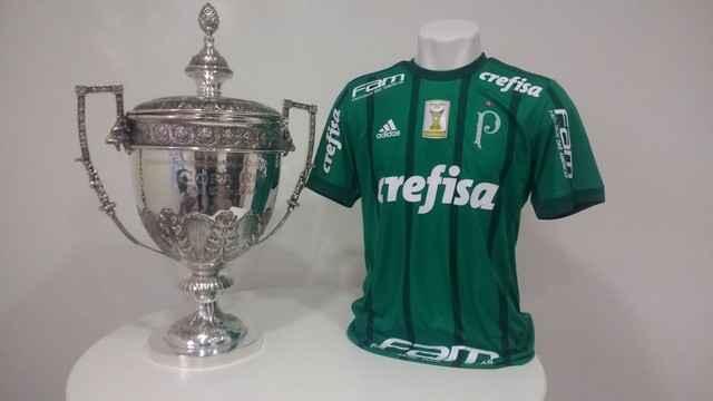 O novo uniforme será estreado no confronto com o Atlético Tucumán, nesta quarta-feira - Assessoria