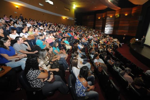 Teatro Municipal de Dourados é uma das melhores estruturas para eventos culturais de toda a região - Foto: Arquivo