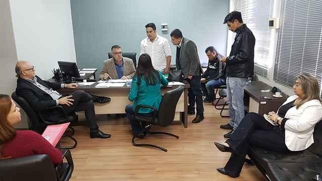 Reunião que definiu o local para realização da Ação Cidadania foi realizada nesta quarta-feira, 31, em Ponta Porã - Assessoria