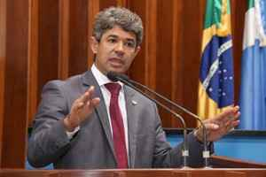 Deputado Professor Rinaldo (PSDB) - Foto: Victor Chileno