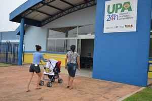 UPA 24 horas já se tornou referência no atendimento de casos de urgência e emergência em Dourados – Foto: A. Frota