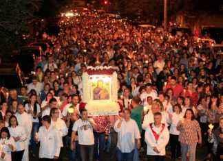 A Festa da Padroeira é realizada pelo Santuário Nossa Senhora do Perpétuo Socorro, tem início neste sábado, 17, e segue até o dia 25 de junho - Divulgação