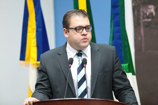 O requerimento foi realizado durante a sessão ordinária desta segunda-feira (05) - Foto: Eder Gonçalves