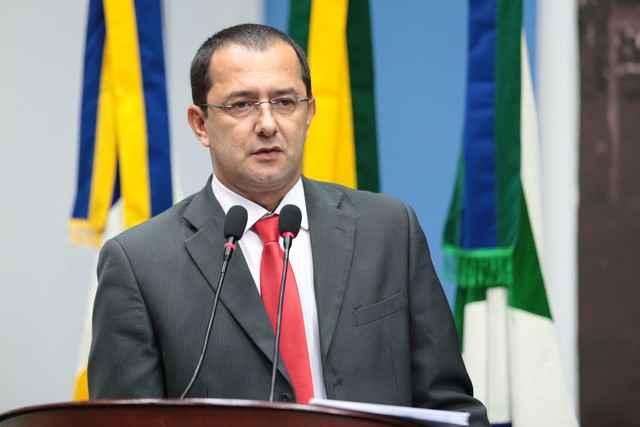 O vereador Cirilo Ramão requereu reforma na infraestrutura do Terminal de Transbordo - Foto: Eder Gonçalves