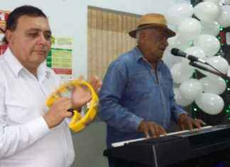 Durante o festival comunidade pode mostrar talento na interpretação musical - Divulgação