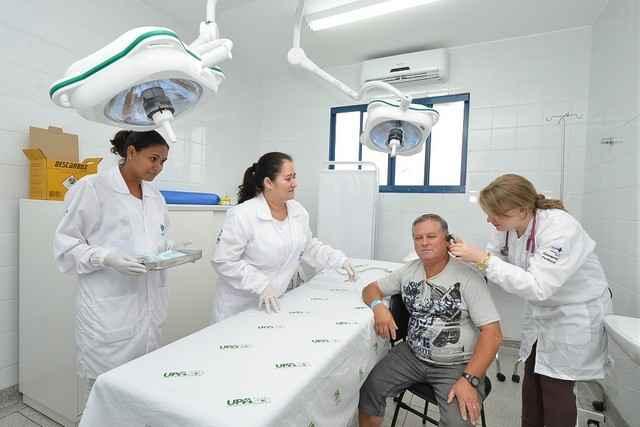 Gratificação é para o profissional médico que ultrapassar 480 consultas - Foto: Assecom/Arquivo