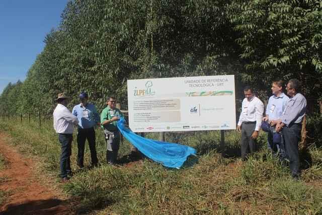 Inauguração da 2ª URT na Fazenda Boa Aguada - Foto: Eliana Cezar