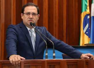 Deputado Marcio Fernandes (PMDB) – Assessoria ALMS