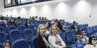 Procuradora Simone Rezende proferiu palestra na última segunda-feira, 26, na Câmara Municipal de Campo Grande - Assessoria