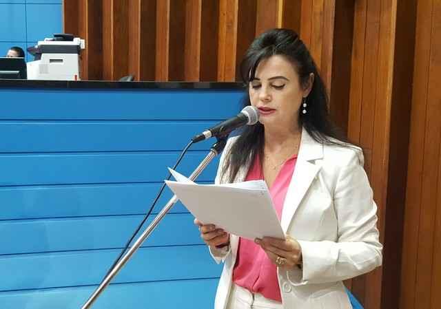 Deputada estadual Mara Caseiro (PSDB) – Foto: Assessoria
