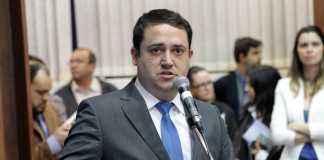 Deputado Marcio Fernandes é autor da Lei que garante 90% de restituição da matrícula - Foto: Marco Miatelo