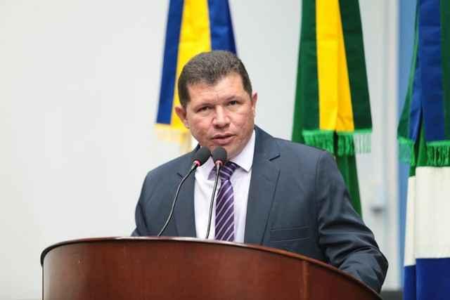 """""""O transporte já está ocorrendo, mas não concordo com transferência interdistrital"""", disse Olavo Sul - Foto: Eder Gonçalves"""