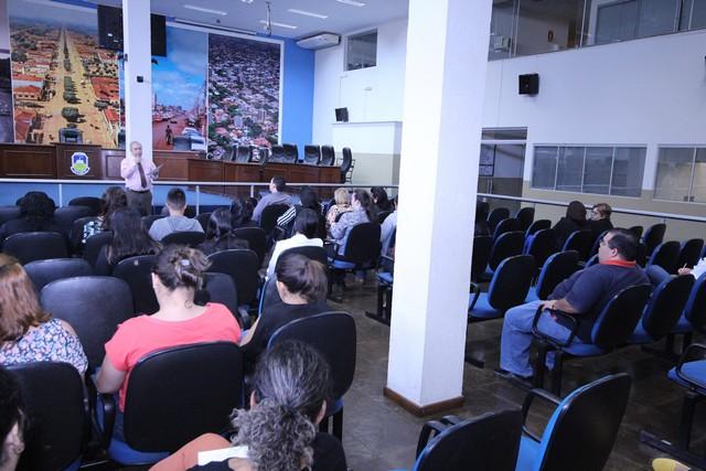 O assunto foi abordado pelo departamento jurídico da Casa - Foto: Thiago Gonçalves
