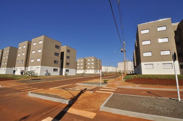 Moradias populares terão mais unidades em Dourados – Foto: A. Frota