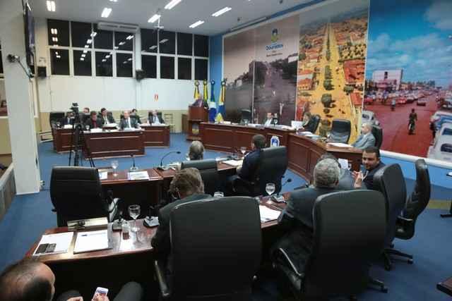 As indicações foram solicitadas durante a sessão ordinária de segunda-feira (12) - Foto: Eder Gonçalves