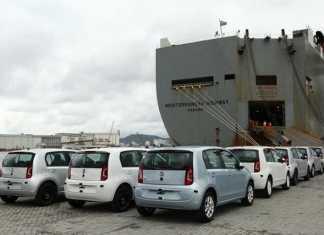 Vendas de automóveis para o exterior cresceram 60% em maio – Divulgação