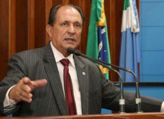 Zé Teixeira critica o Incra por impedir os produtores de emitir o Cadastro Ambiental Rural - Foto: Victor Chileno
