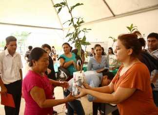 Atividades na Praça Antônio João marcaram o Dia Mundial do Meio Ambiente em Dourados – Foto: A. Frota