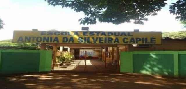 Palestra será na escola Antônia da Silveira Capilé - Divulgação