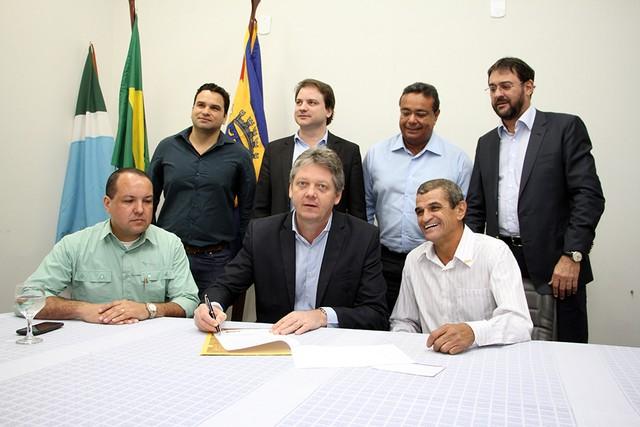 Câmara Setorial da Cadeia Produtiva Mineral foi instituída nesta quinta-feira, 29, em Corumbá - Assessoria