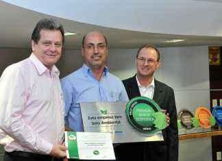 Inflex de Dourados conquistou, por meio do Programa Senai de Gestão Ambiental, o Selo Verde em Ecoeficiência - Assessoria