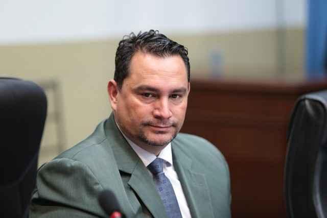 O vereador pediu o apoio dos senadores Simone Tebet e Waldemir Moka para que intercedam junto ao governo federal - Foto: Eder Gonçalves