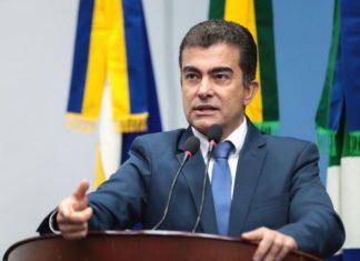 Marçal quer debate sobre instalação de guard rail na BR-163 - Foto: Éder Gonçalves