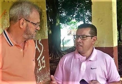 Pedro Pepa agradeceu o apoio do deputado federal Geraldo Resende - Divulgação