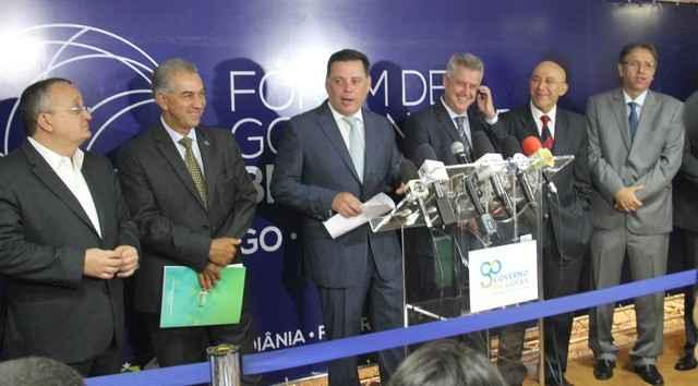 Governadores vão se reunir para debater pautas de interesse comum dos estados - Foto: Chico Ribeiro