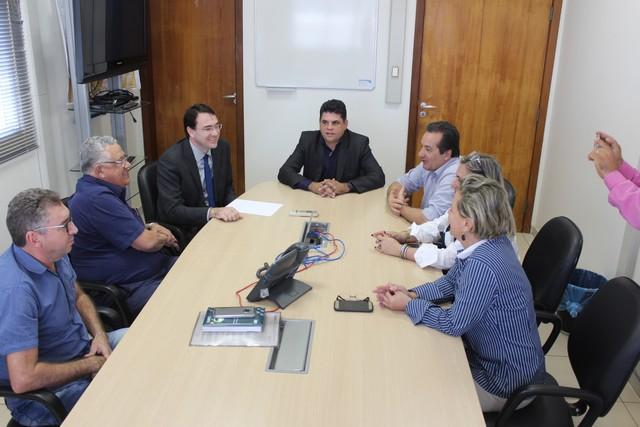 Junto a interventores, prefeitura é informada sobre funcionamento da Usina São Fernando - Foto: Assecom