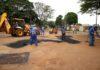 Operação tapa-buraco tem sido intensificada em vários pontos da cidade - Foto: A. Frota