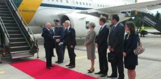 Em busca de novos investimentos, presidente Temer desembarca na Noruega - Foto: Isac Nobrega/PR