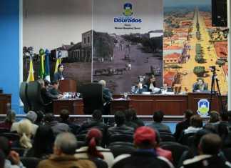 Os projetos foram discutidos, votados e aprovados durante a sessão ordinária de segunda-feira (12) - Foto: Eder Gonçalves
