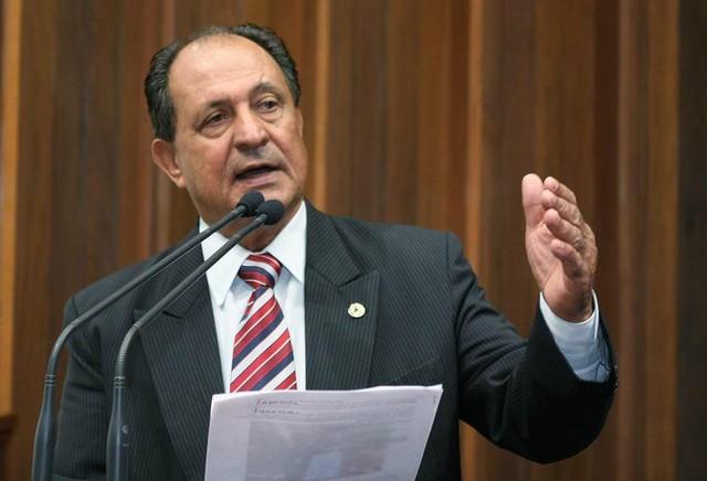 Deputado estadual Zé Teixeira (DEM) – Assessoria ALMS