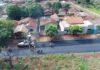 Montante tem sido aplicado em obras de drenagem, recuperação asfáltica e pavimentação de trechos importantes no município - Divulgação