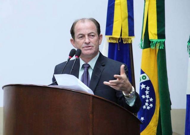 Vereador Bebeto fez diversas solicitações na Câmara - Foto: Thiago Morais