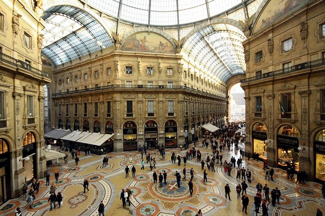 Circuito Moda Milão será realizado de 9 a 15 de setembro deste ano na cidade de Milão, na Itália - Divulgação