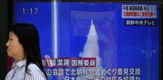Coreia do Norte prepara novo lançamento de míssil - Foto: ANSA