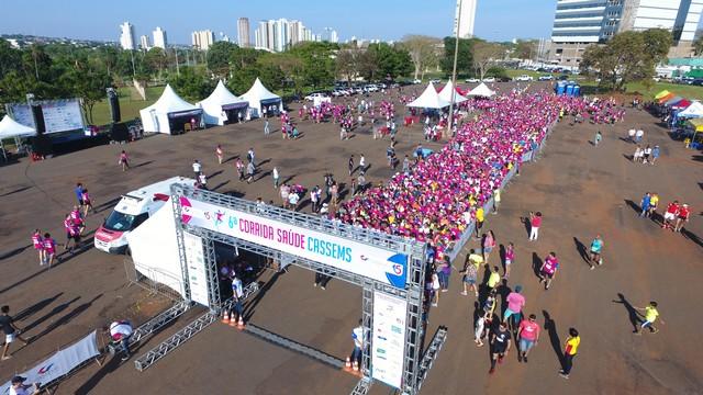 Corrida, que seria realizada dia 21 de outubro, agora acontece no dia 11 de novembro - Foto: Ernesto Franco