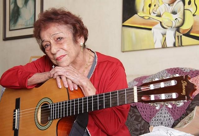 """Longa """"A Dama do Rasqueado"""" conta a história da cantora Delinha - Divulgação"""