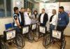 As entregas aconteceram na manhã desta terça-feira por representantes do Rotary - Assessoria